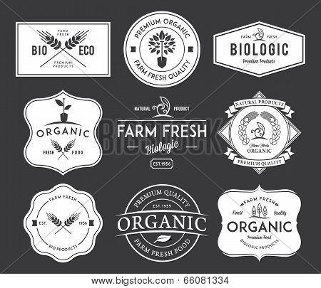 Bio Badges Crests