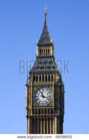 London Big Ben Clock Tower
