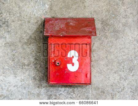 Postbox Number Three
