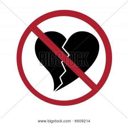Sign - No Broken Hearts