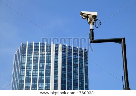 .Security surveillance camera