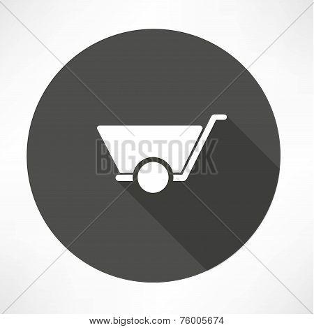 mason trolley icon