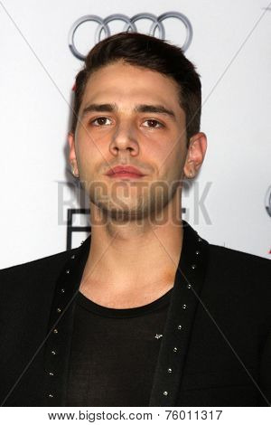 LOS ANGELES - NOV 12:  Xavier Dolan at the