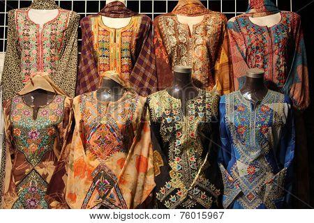 Omani women's dresses