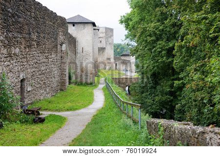 Citadelle of Salzburg, Austria, Europe