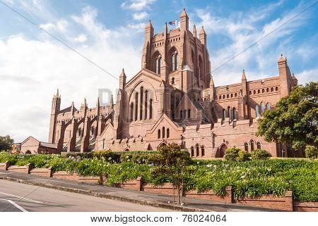 Christ Church Cathedral, Newcastle, Australia