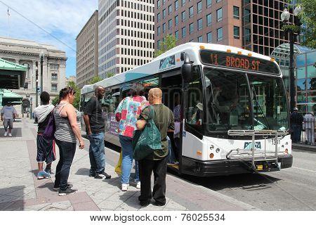 Providence City Bus