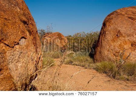 Devils Marbles, Australia
