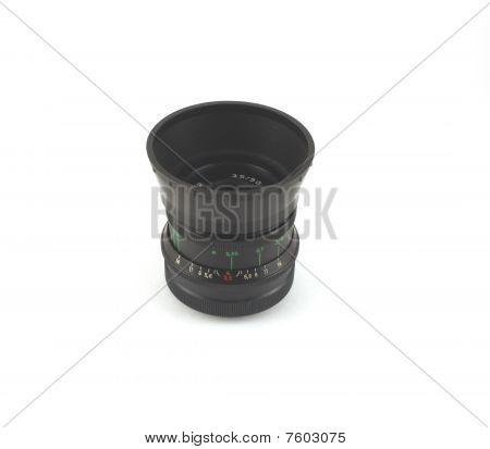 Old Soviet Lens
