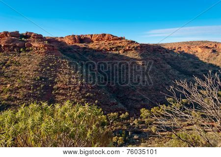 Kings Canyon Landscape, Northern Territory, Australia8
