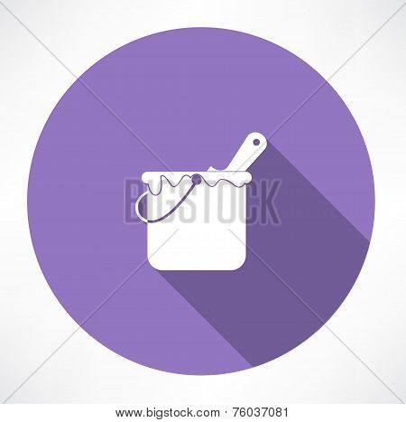 paint bucket icon
