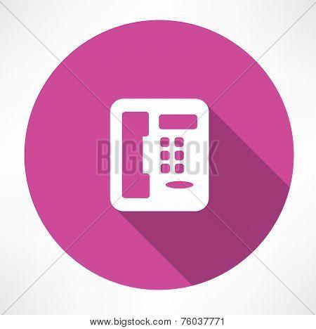 landline phone icon