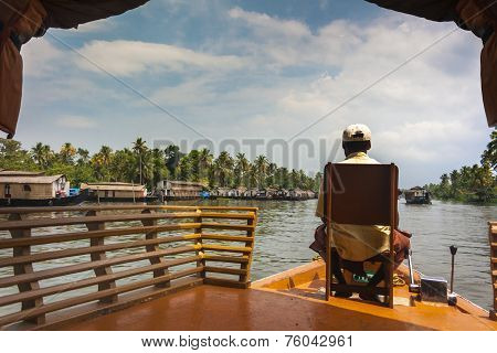 Kerala Waterways And Boats