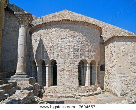 Abbey of the SS. Trinity . Venosa. Basilicata.
