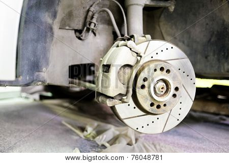 image of a Brake disc