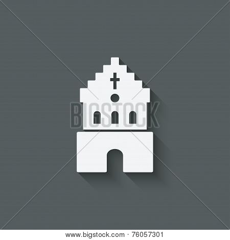 catholic church religious symbol