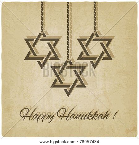 Happy Hanukkah card
