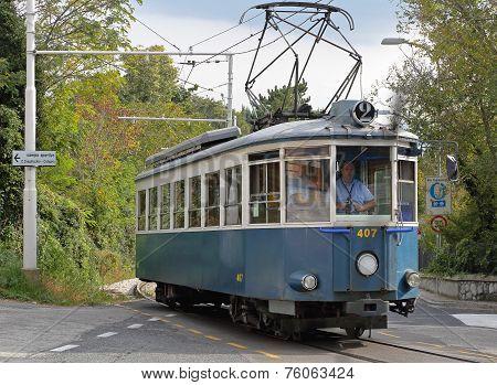 Trieste Opicina Tram