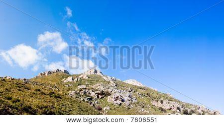Landscapes At Preveli