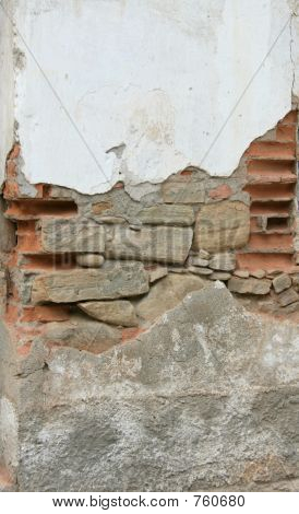 Ruined Wall Texture