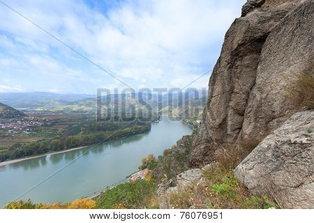 Autumnal Danube Valley
