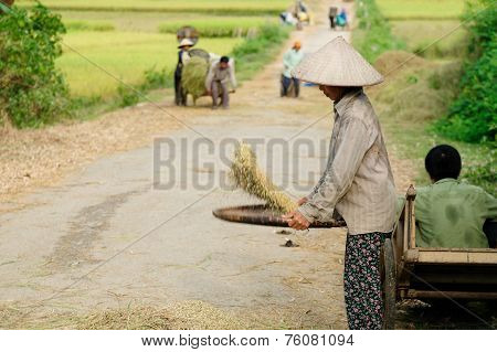 Ethnic People In Vietnam