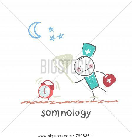 somnology catches hours