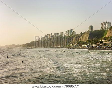 Lima City Coast