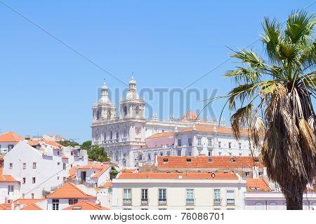 Paroquia de Sao Vicente de Fora, Lisbon, Portugal