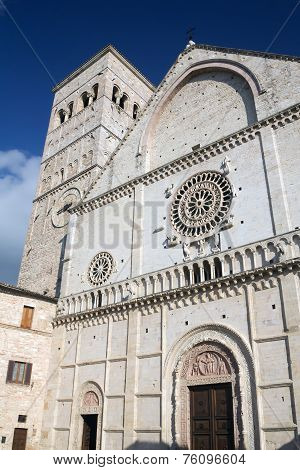 Assisi Cathedral (assisi, Umbria, Italy)