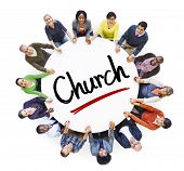 picture of church  - Multi - JPG