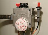 Hot Water Tank Heater Control