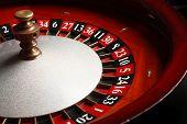 pic of daring  - Old Roulette wheel - JPG