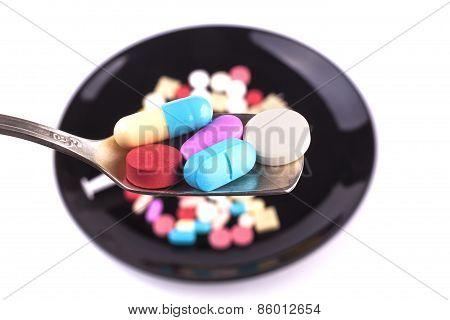 Full Spoon Closeup