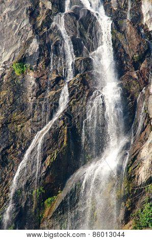 Klong Lan Waterfall