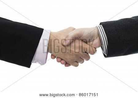 Handshake Among Women