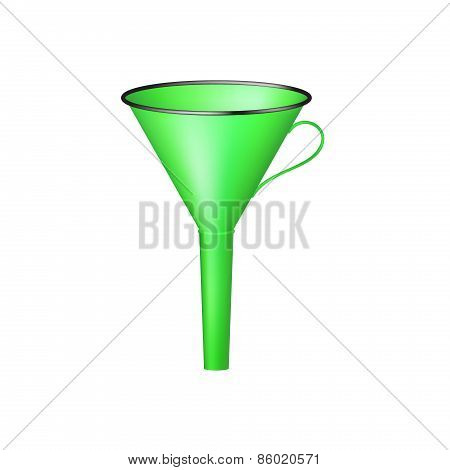 Funnel in green design