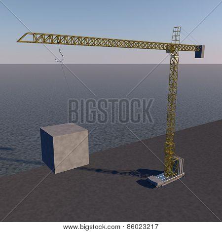 Mechanical Crane