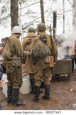 Military Historical Reconstruction