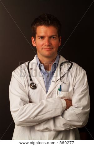 Medical Portrait #1