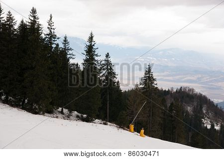 Ski In Romania