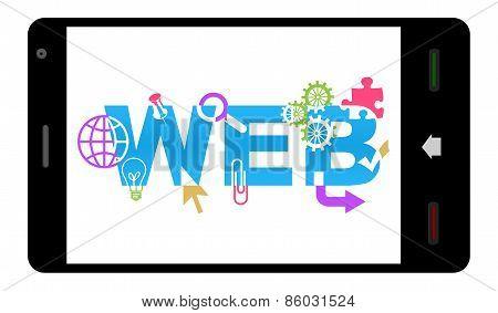Responsive Web Design Smartphone