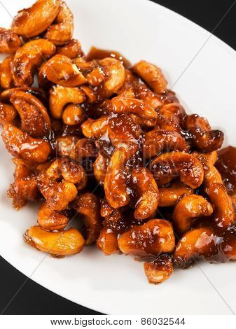 Caramelized Cashew