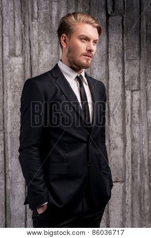 Stylish Handsome.