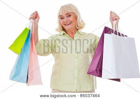 I Love Shopping!