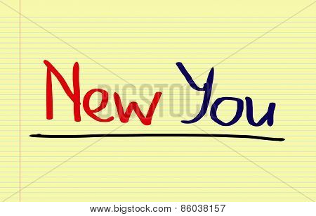 New You Concept