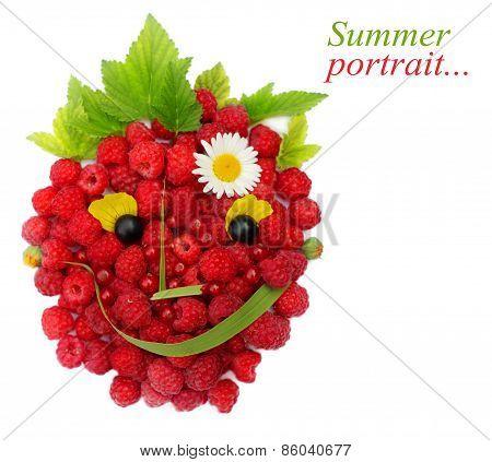Summer portrait.