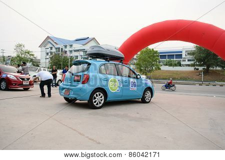 The 4Th Nissan Eco Caravan 2015