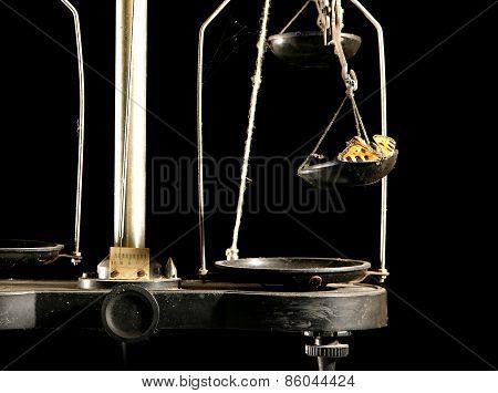 Scales Wigting Machine