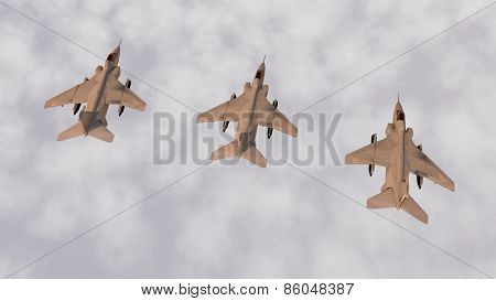 group og military aircrafts